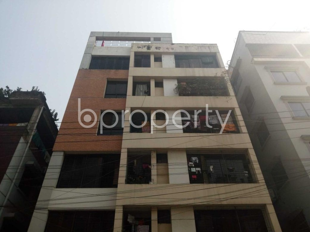 Front view - 3 Bed Apartment to Rent in Uttara, Dhaka - 1848181
