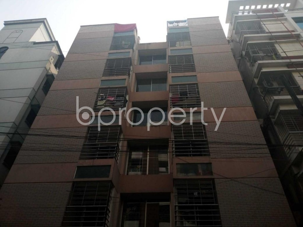 Front view - 3 Bed Apartment to Rent in Uttara, Dhaka - 1848185