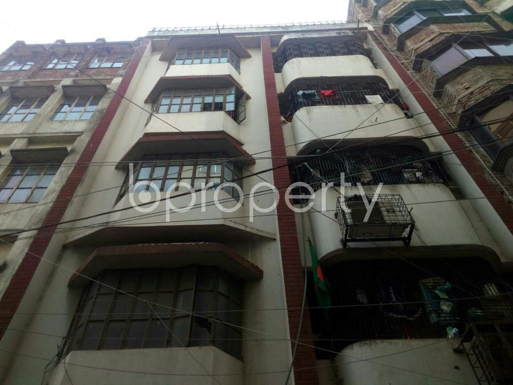 Front view - 2 Bed Apartment to Rent in Mirpur, Dhaka - 1848188