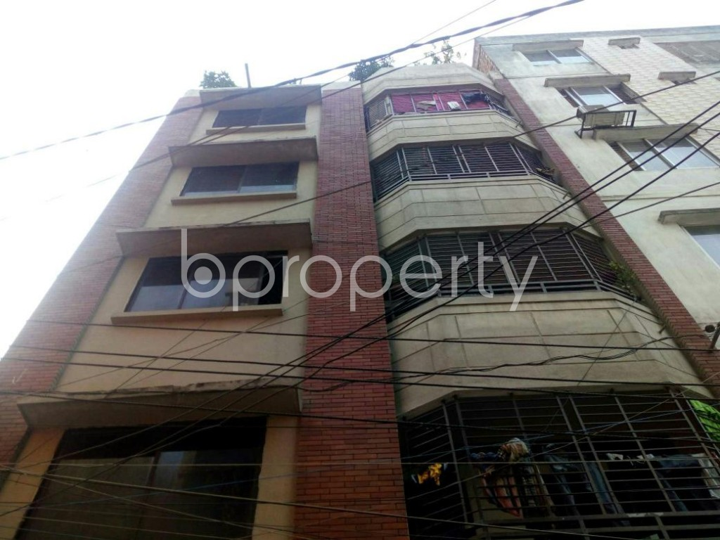 Front view - 2 Bed Apartment to Rent in Mirpur, Dhaka - 1848192