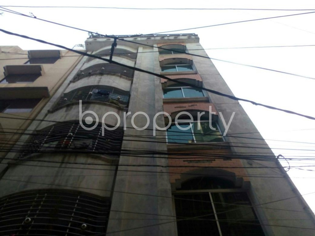Front view - 2 Bed Apartment to Rent in Mirpur, Dhaka - 1848193