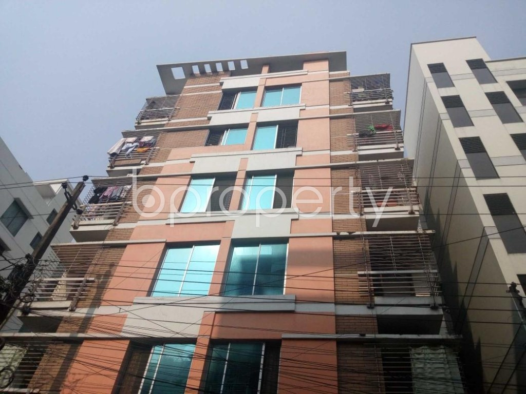 Front view - 1 Bed Apartment to Rent in Uttara, Dhaka - 1848194