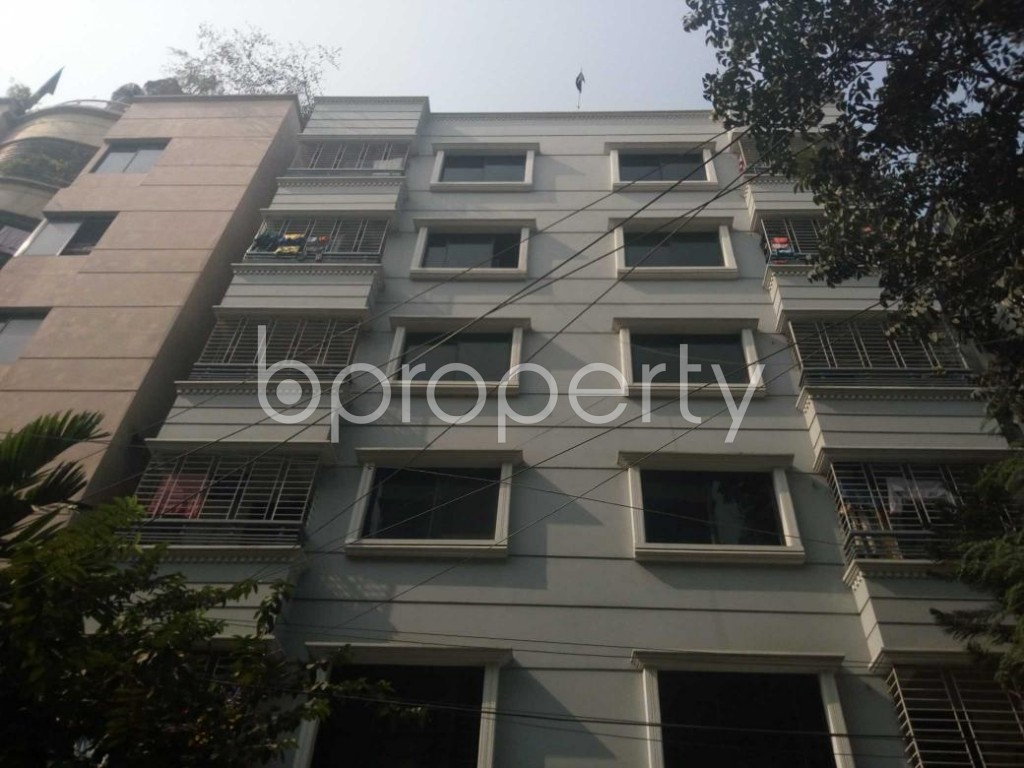 Front view - 2 Bed Apartment to Rent in Uttara, Dhaka - 1848200