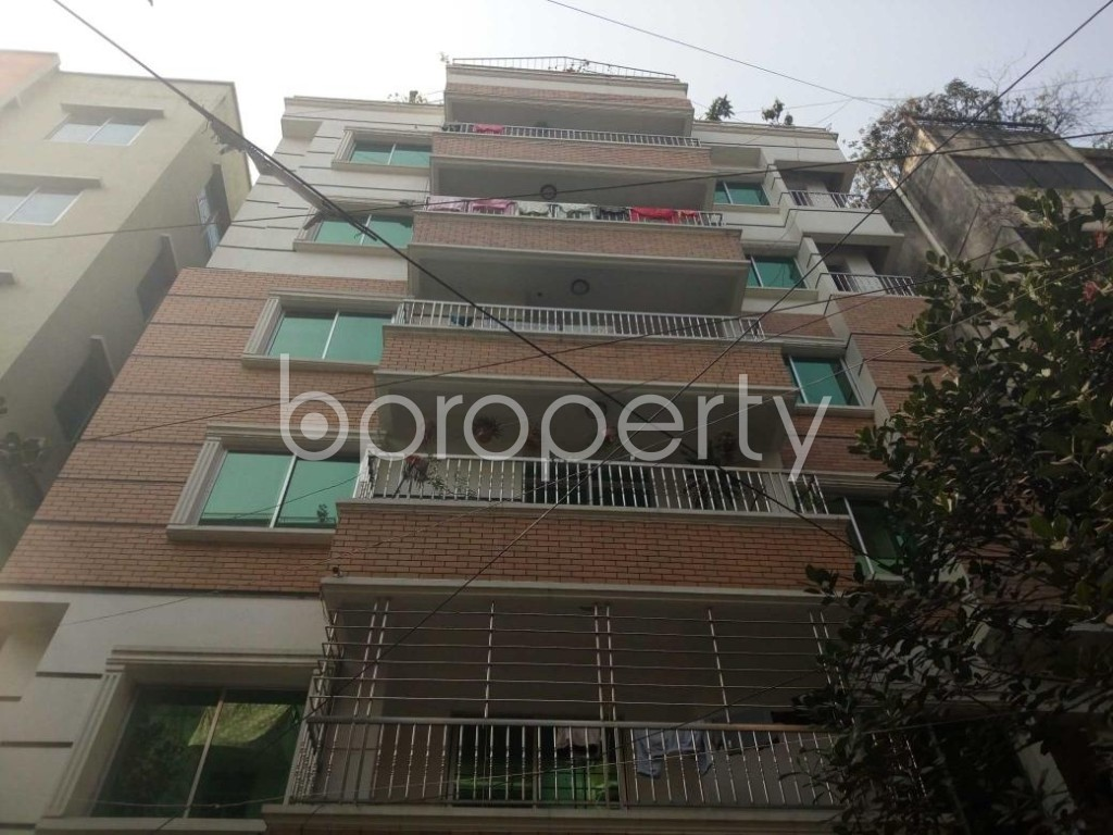 Front view - 3 Bed Apartment to Rent in Uttara, Dhaka - 1848204