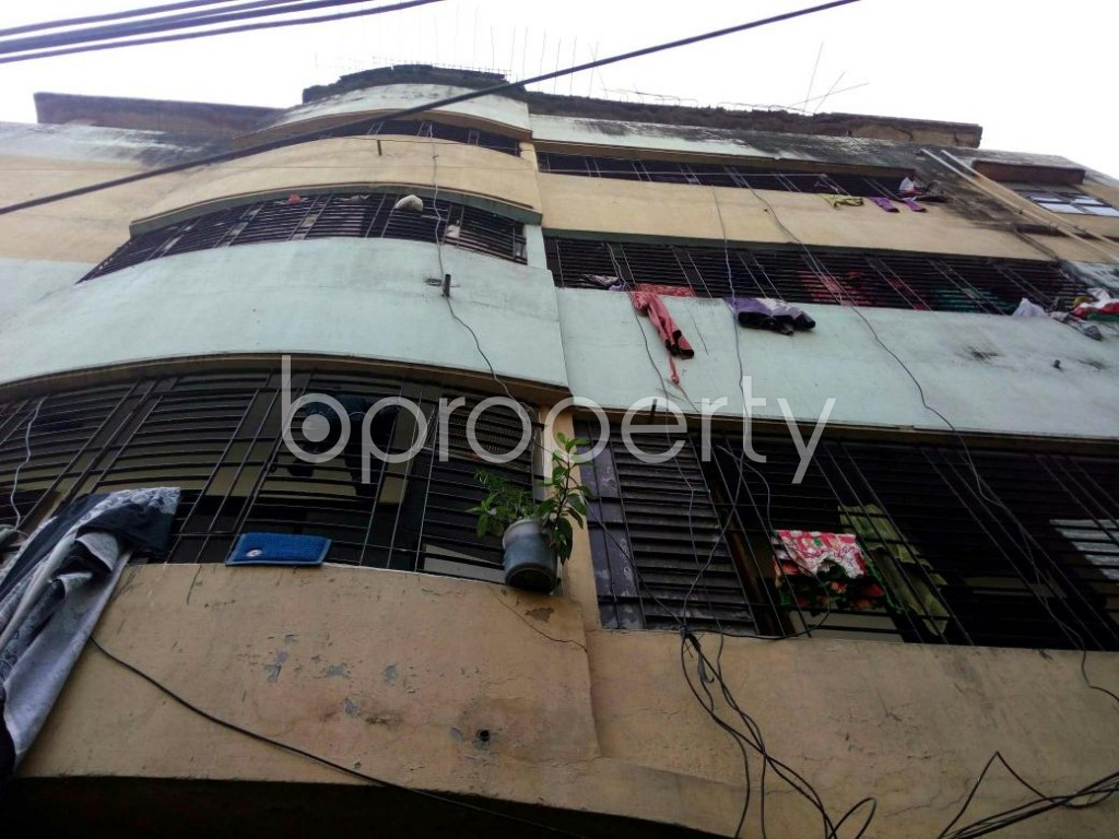 Front view - 2 Bed Apartment to Rent in Dhanmondi, Dhaka - 1848212