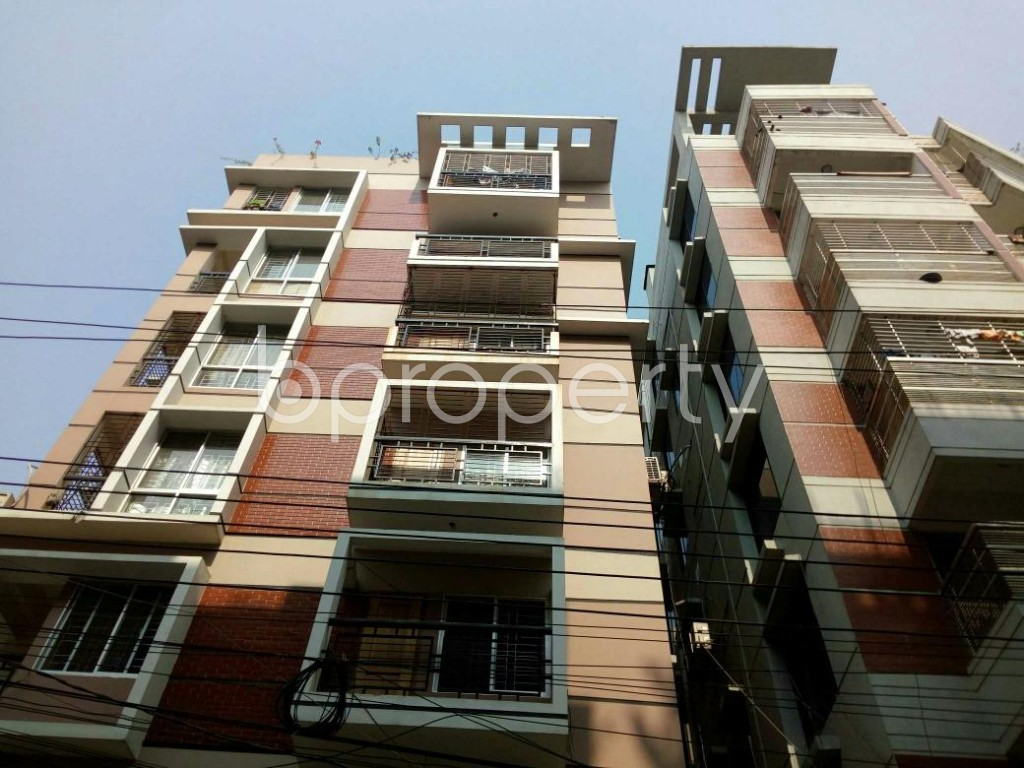 Front view - 3 Bed Apartment to Rent in Uttara, Dhaka - 1848216