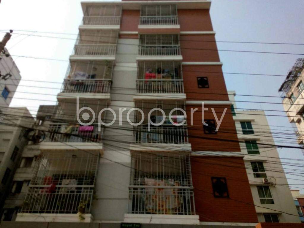 Front view - 3 Bed Apartment to Rent in Uttara, Dhaka - 1848217