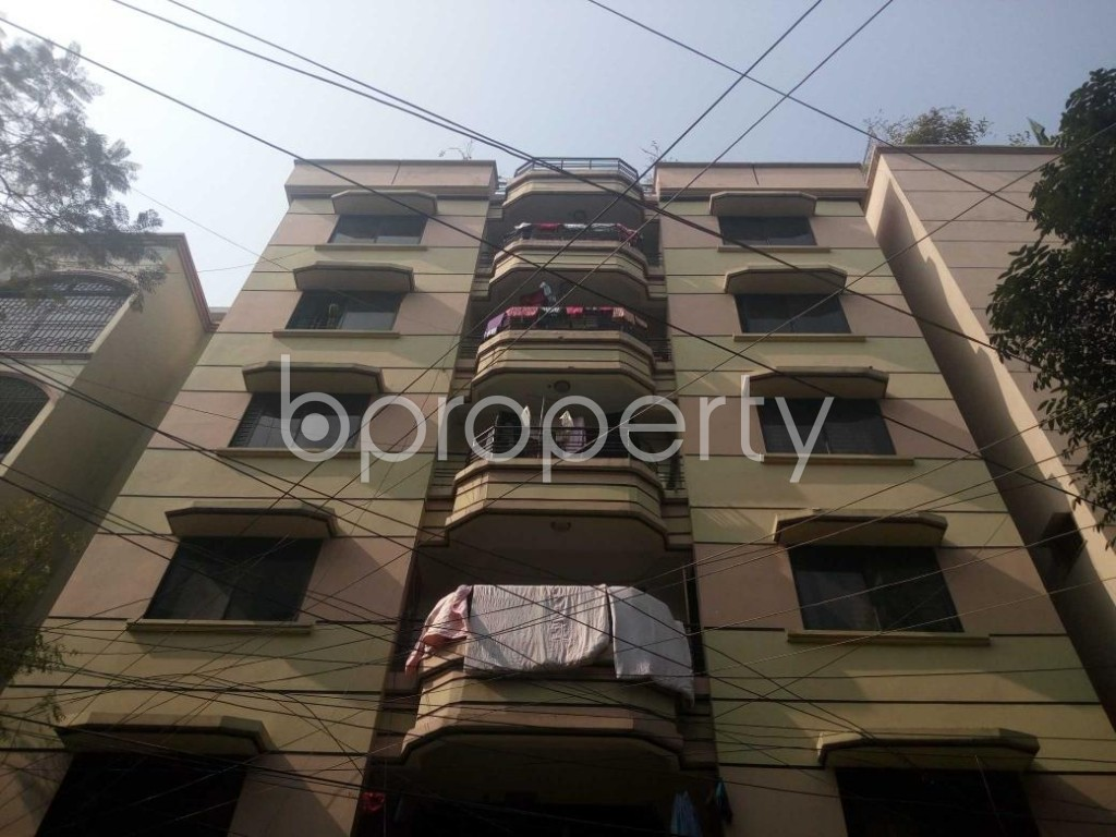 Front view - 2 Bed Apartment to Rent in Uttara, Dhaka - 1848221