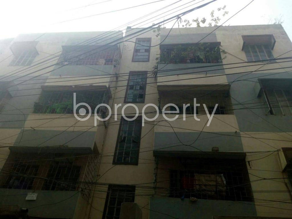 Front view - Shop to Rent in Rampura, Dhaka - 1848266
