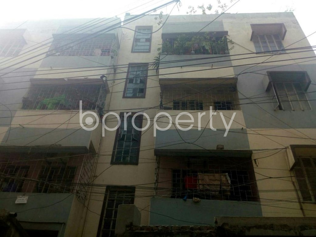Front view - Shop to Rent in Rampura, Dhaka - 1848271