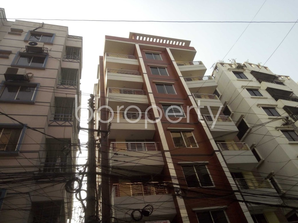 Outside view - 3 Bed Apartment to Rent in Baridhara, Dhaka - 1848282