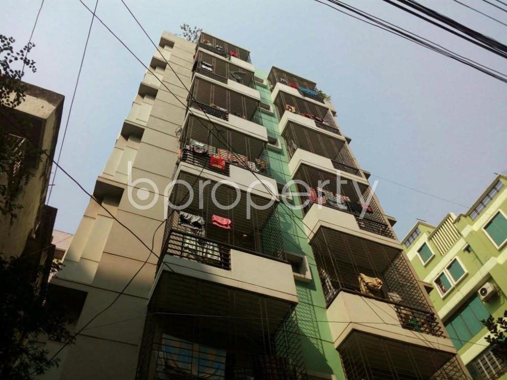 Outside view - 2 Bed Apartment to Rent in Mirpur, Dhaka - 1848300