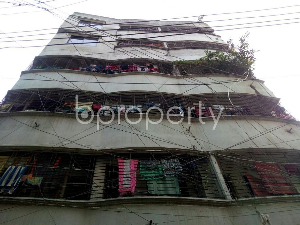 Front view - 2 Bed Apartment to Rent in Dhanmondi, Dhaka - 1848341