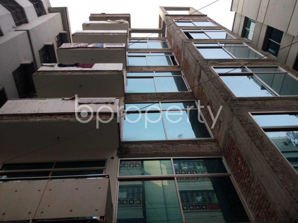Front view - 2 Bed Apartment to Rent in Shyamoli, Dhaka - 1848346
