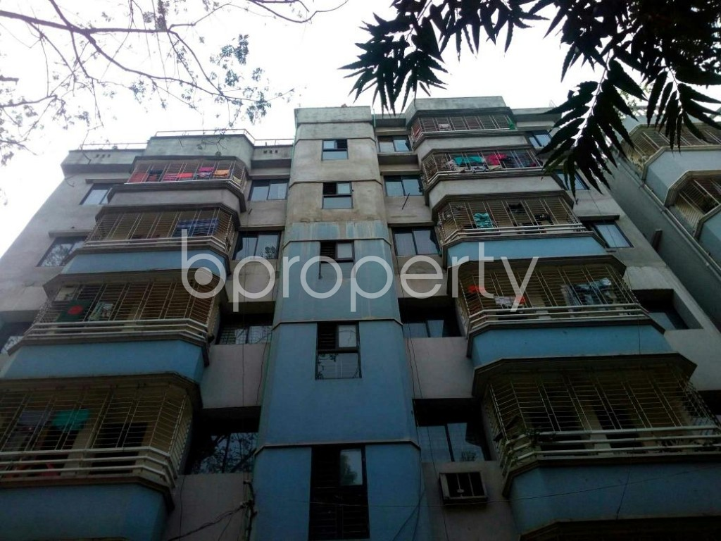Front view - 2 Bed Apartment to Rent in Mirpur, Dhaka - 1848372