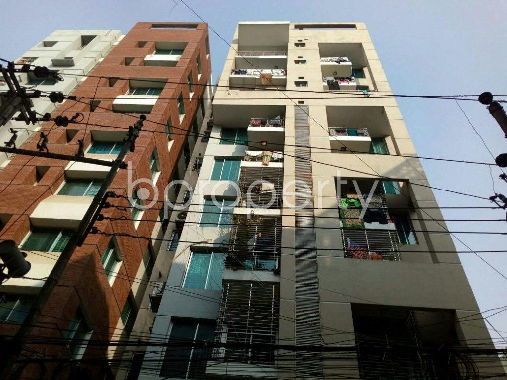 Front view - 3 Bed Apartment to Rent in Dhanmondi, Dhaka - 1848380