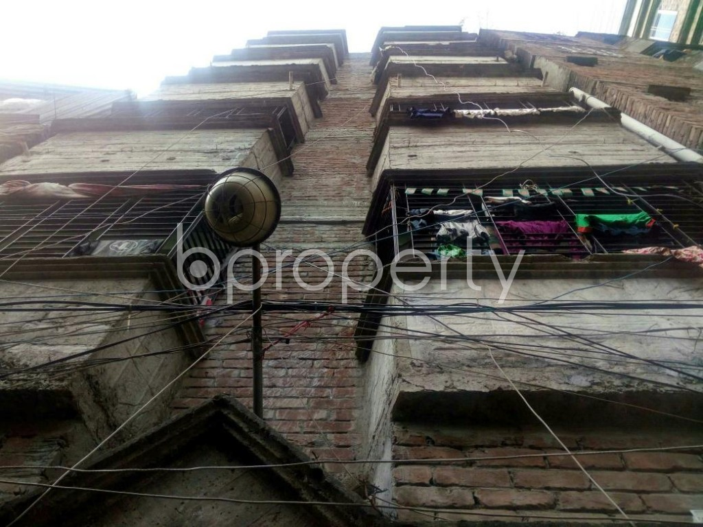 Front view - 1 Bed Apartment to Rent in Tejgaon, Dhaka - 1848389