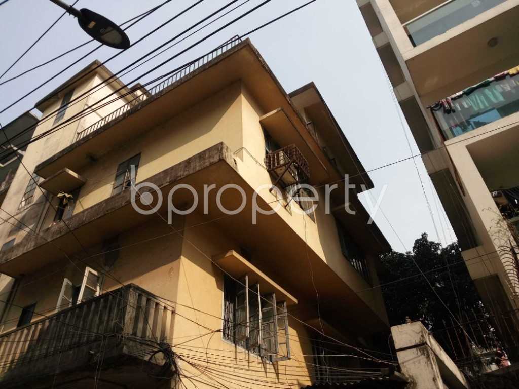 Outside view - 3 Bed Apartment to Rent in Kakrail, Dhaka - 1848392