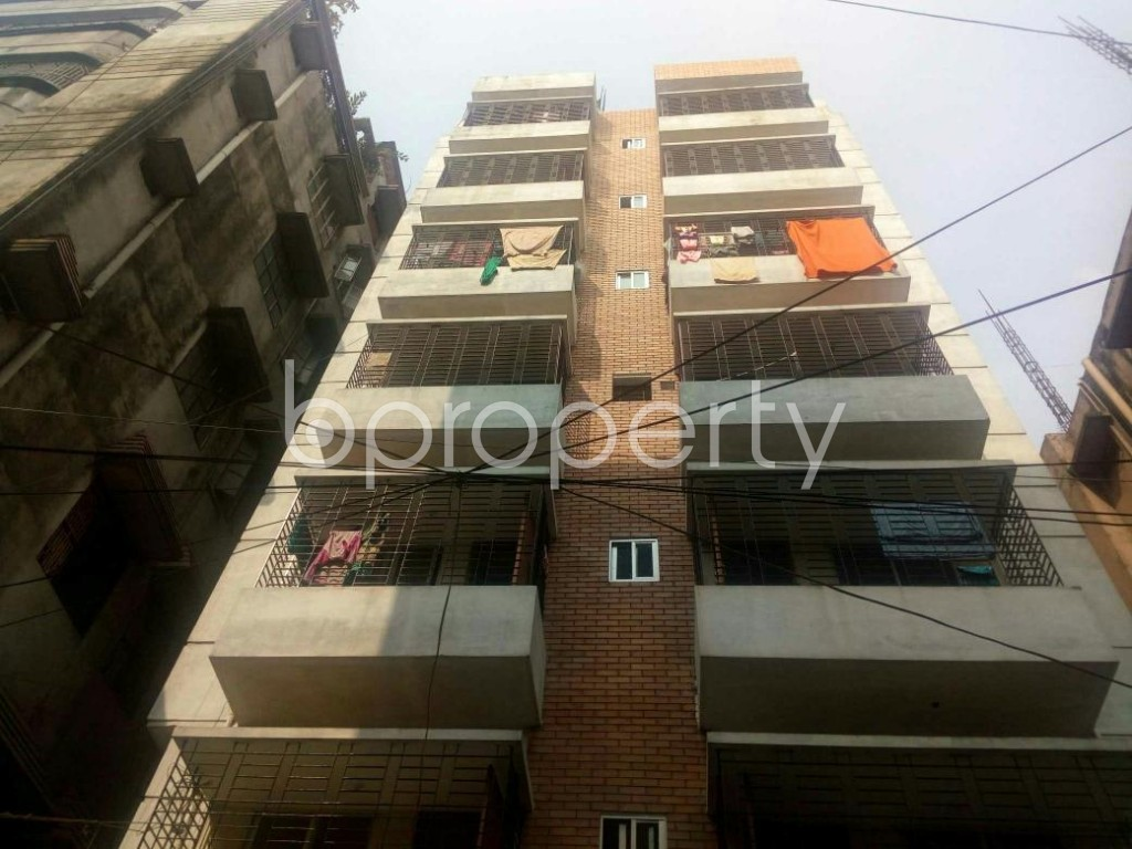 Front view - 2 Bed Apartment to Rent in Tejgaon, Dhaka - 1848393