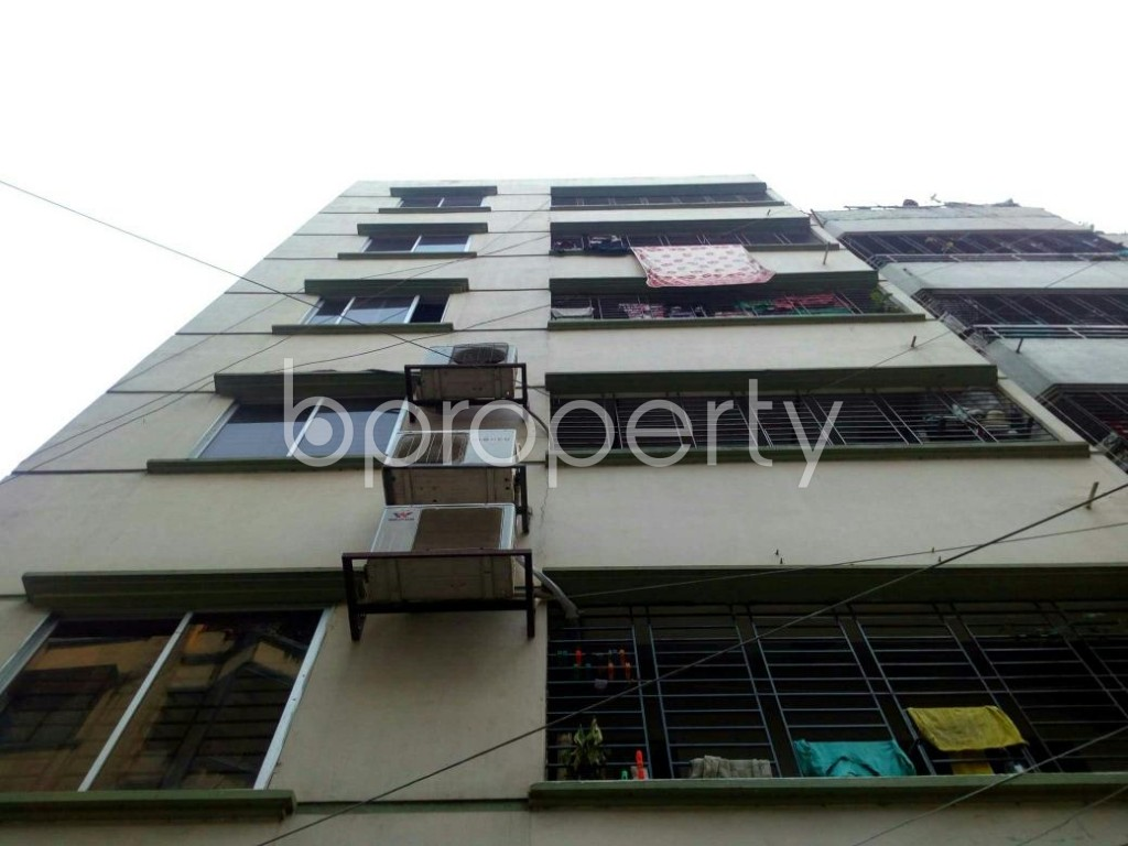 Front view - 2 Bed Apartment to Rent in Mirpur, Dhaka - 1848398
