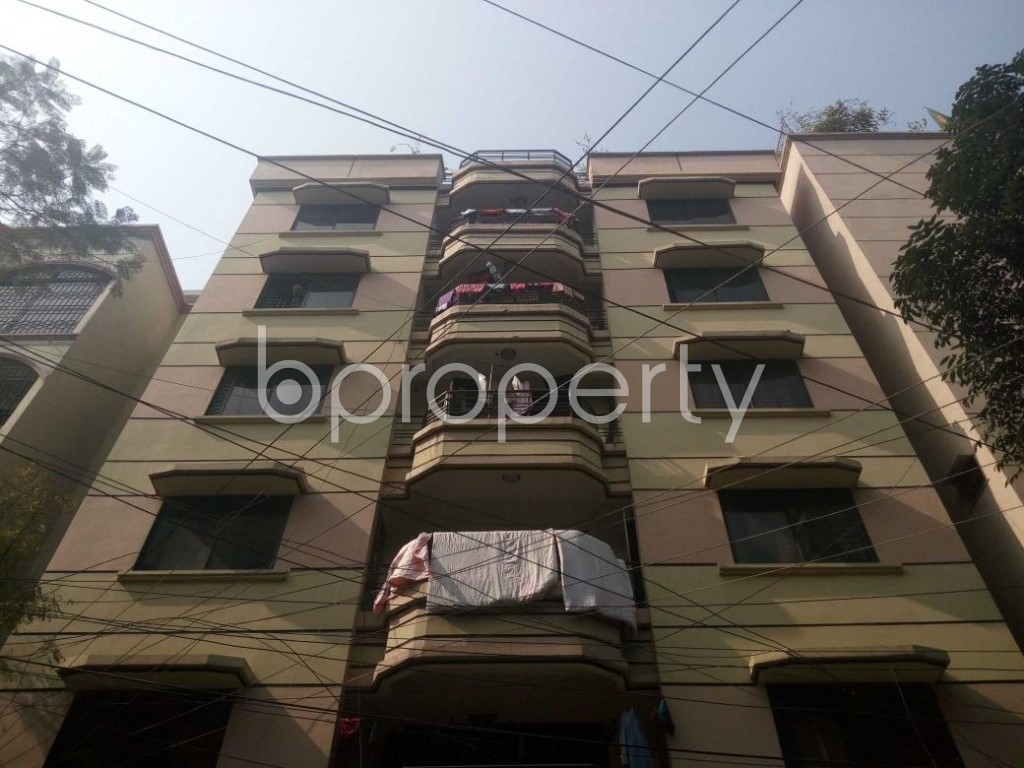 Front view - 2 Bed Apartment to Rent in Uttara, Dhaka - 1848406