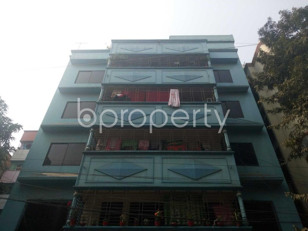 Front view - 4 Bed Apartment to Rent in Uttara, Dhaka - 1848408