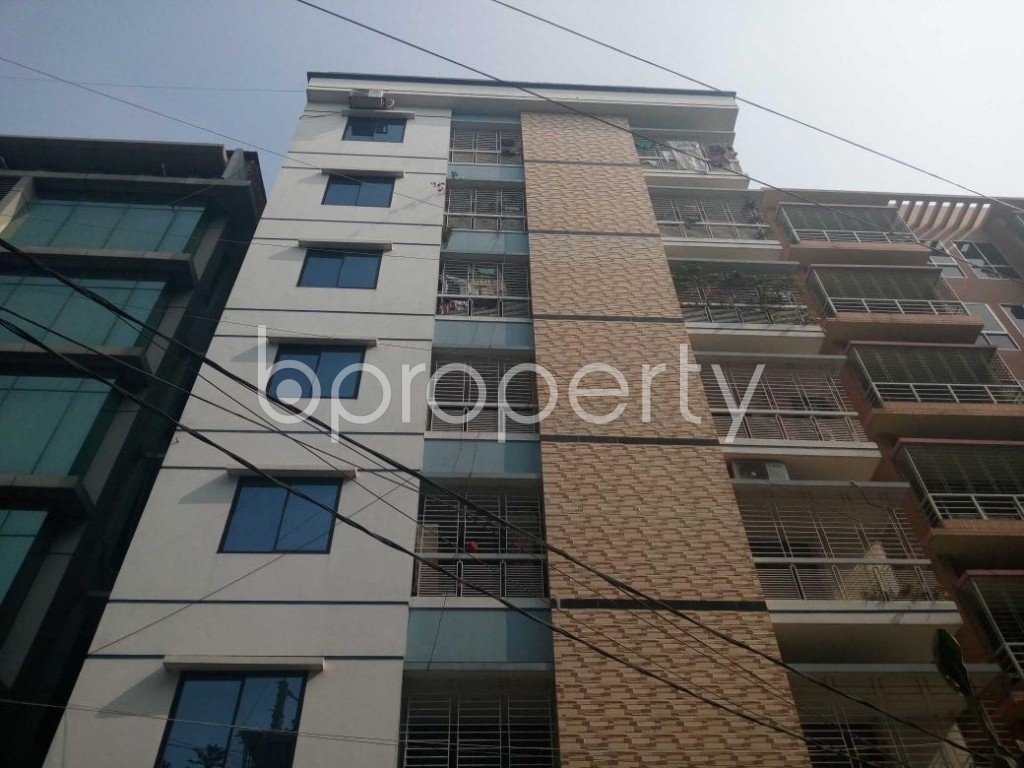 Front view - 3 Bed Apartment to Rent in Uttara, Dhaka - 1848409