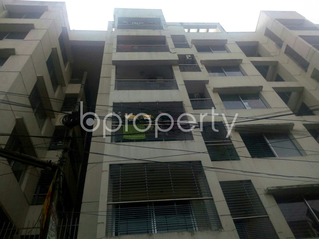 Outside view - 3 Bed Apartment for Sale in Muradpur, Chattogram - 1849114
