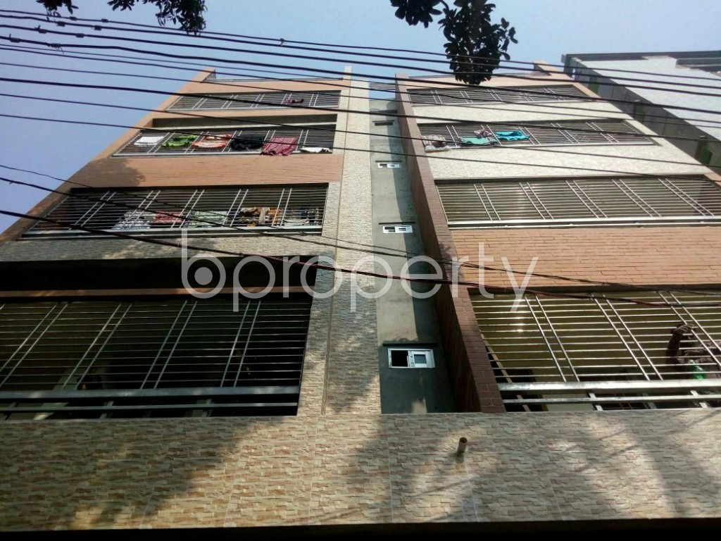 Front view - 2 Bed Apartment to Rent in Older Chowdhury Para Road, Cumilla - 1849329