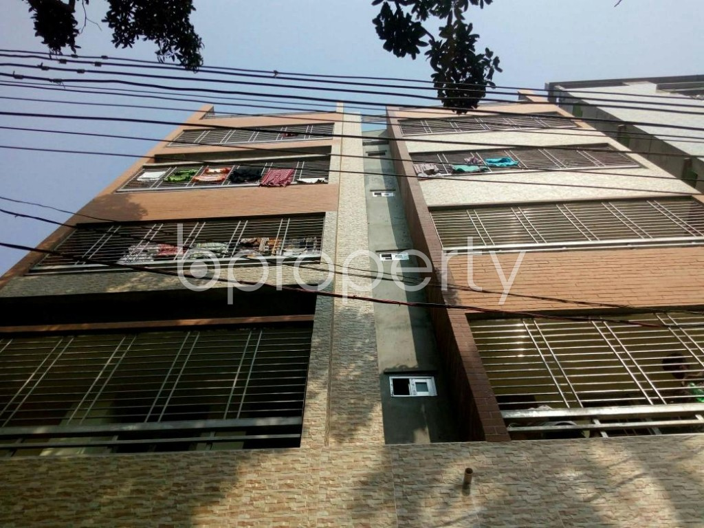 Front view - 3 Bed Apartment to Rent in Older Chowdhury Para Road, Cumilla - 1849331