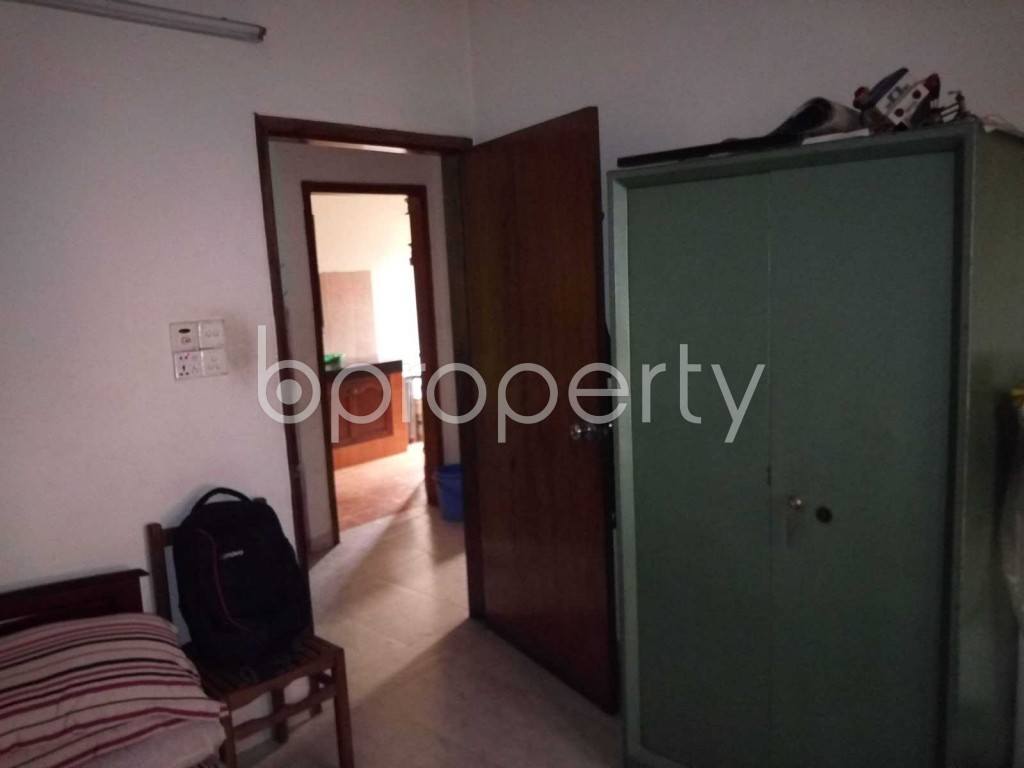 Bedroom - 3 Bed Apartment for Sale in Lalmatia, Dhaka - 1849454