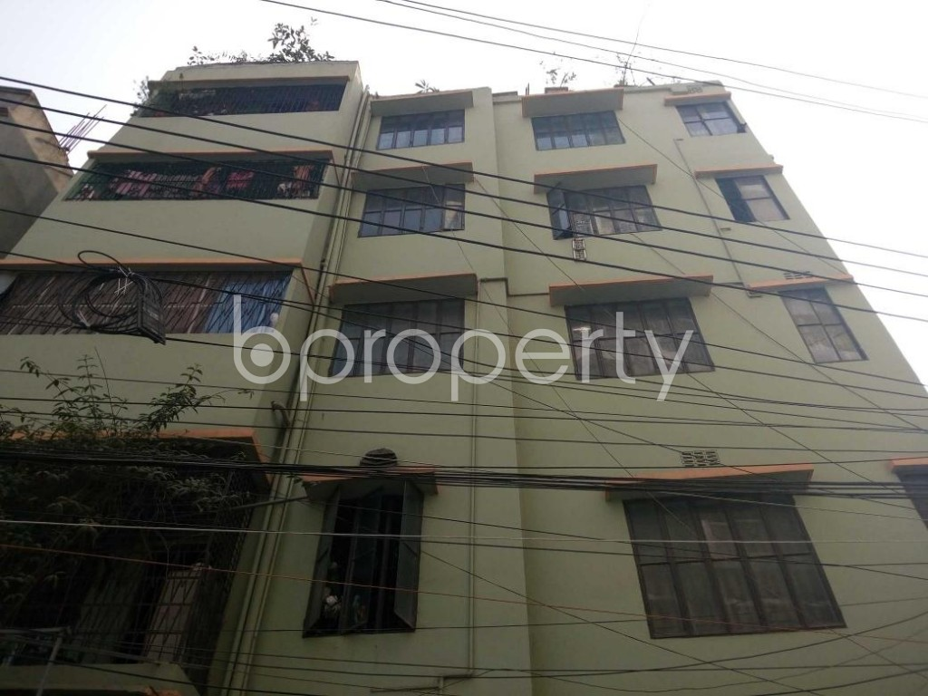 Front view - 18 Bed Building for Sale in Mugdapara, Dhaka - 1849488