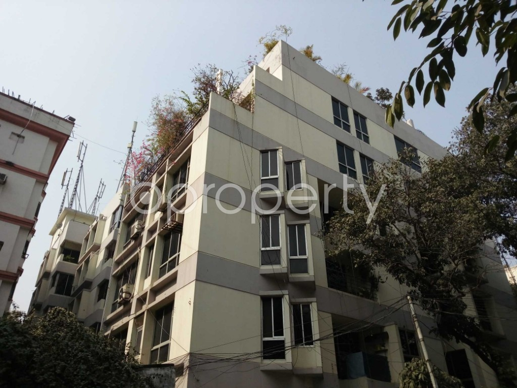 Outside view - 3 Bed Apartment for Sale in Gulshan, Dhaka - 1849629