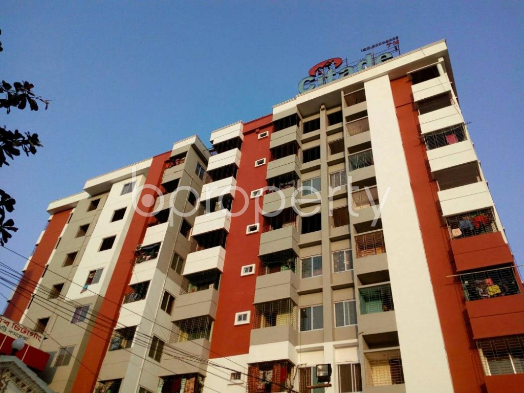 Front view - 3 Bed Apartment for Sale in Halishahar, Chattogram - 1849709