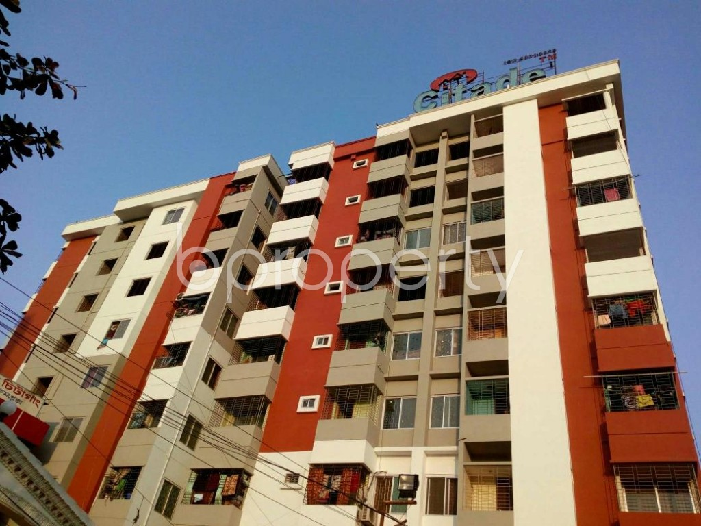 Front view - 3 Bed Apartment for Sale in Halishahar, Chattogram - 1849722