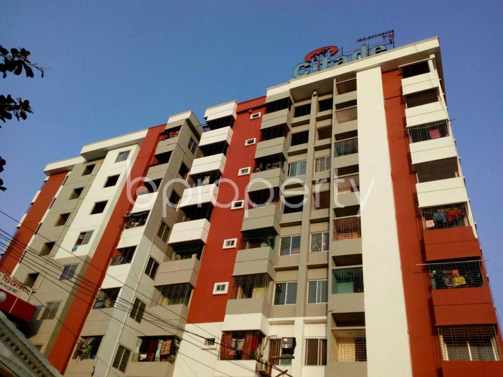 Front view - 3 Bed Apartment for Sale in Halishahar, Chattogram - 1849723