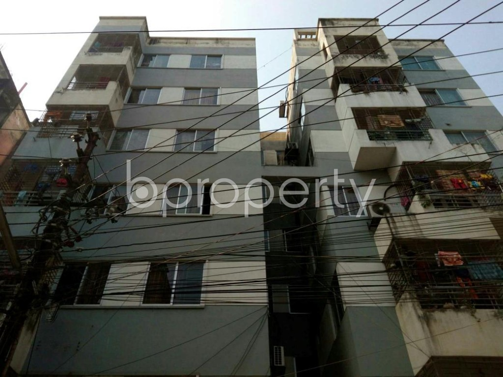 Front view - 2 Bed Apartment to Rent in Taltola, Dhaka - 1849817