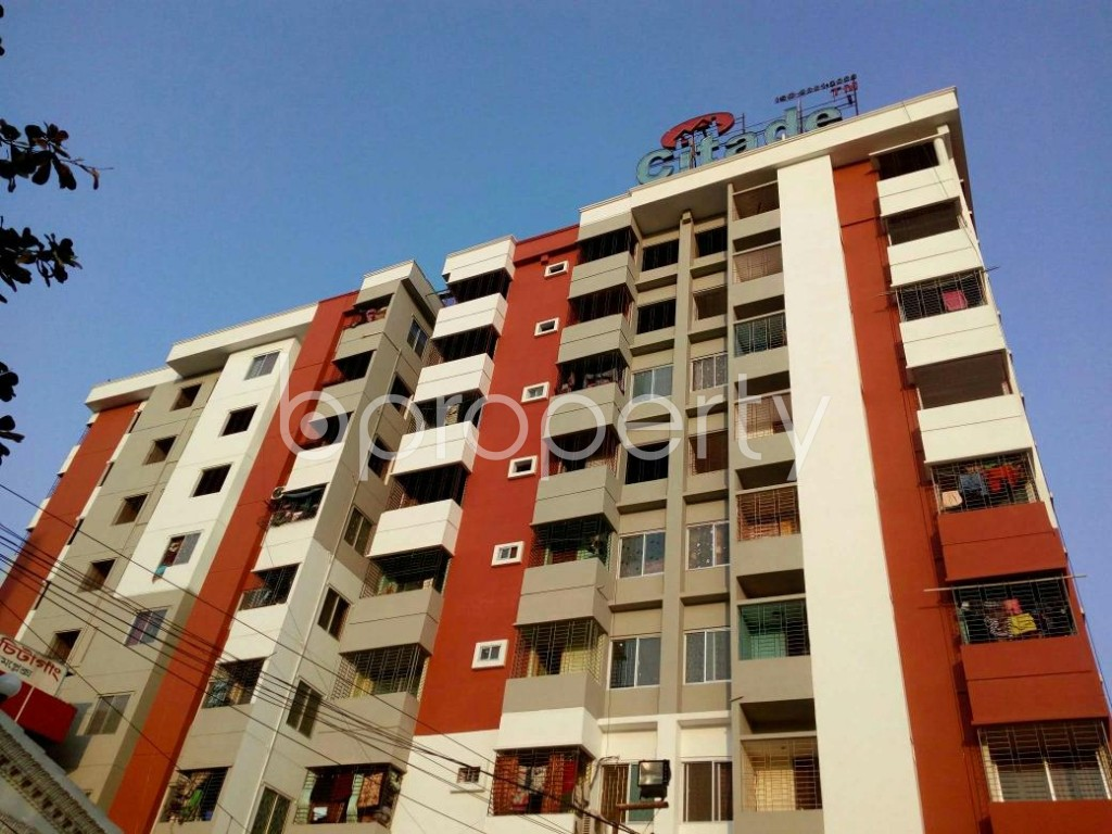 Front view - 3 Bed Apartment for Sale in Halishahar, Chattogram - 1849835