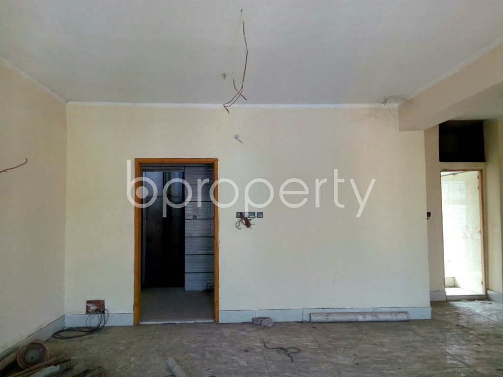 Dine/Dining - 3 Bed Apartment for Sale in Lal Khan Bazaar, Chattogram - 1849828