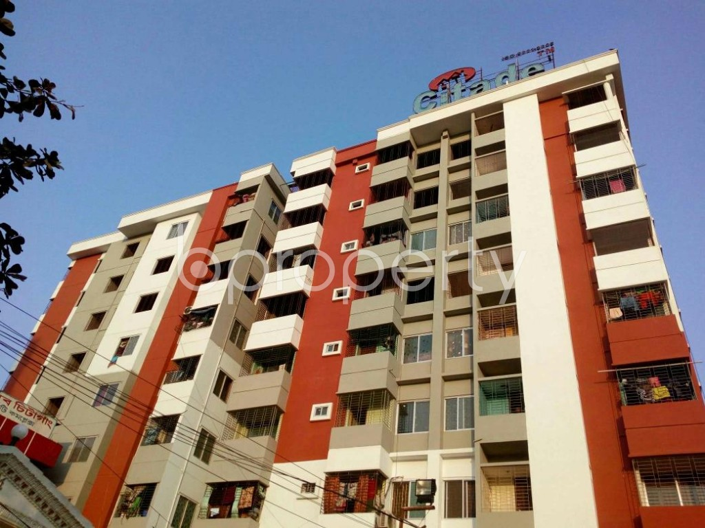 Front view - 3 Bed Apartment for Sale in Halishahar, Chattogram - 1849740