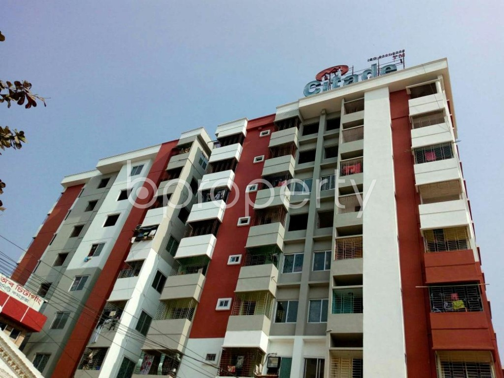 Front view - 3 Bed Apartment for Sale in Halishahar, Chattogram - 1849902