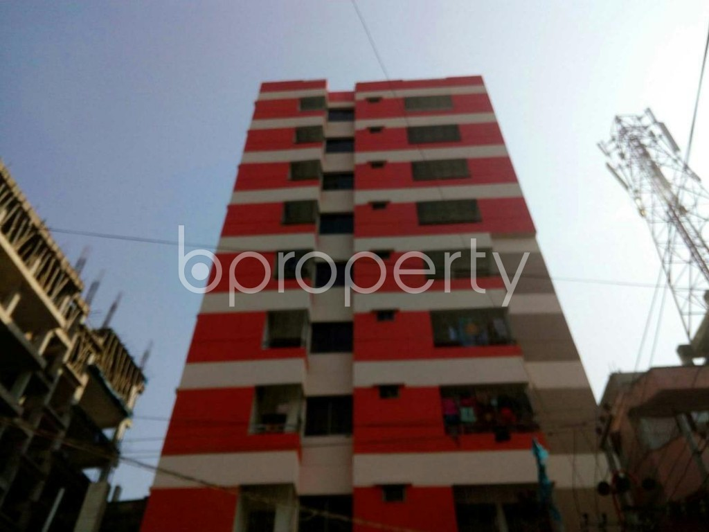 Front view - 3 Bed Apartment for Sale in Thakur Para, Cumilla - 1851112