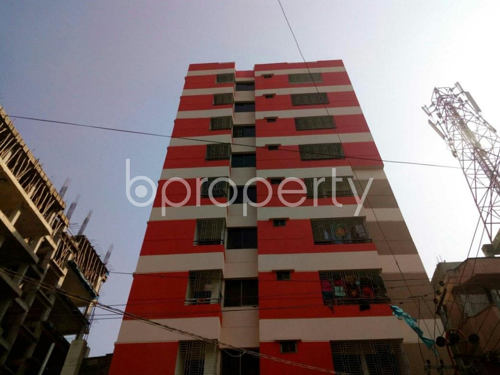 Front view - 3 Bed Apartment for Sale in Thakur Para, Cumilla - 1851128