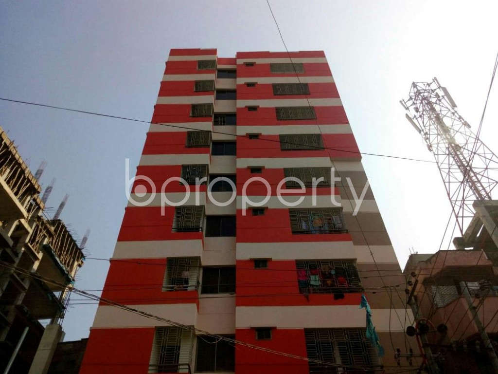 Front view - 3 Bed Apartment for Sale in Thakur Para, Cumilla - 1851129
