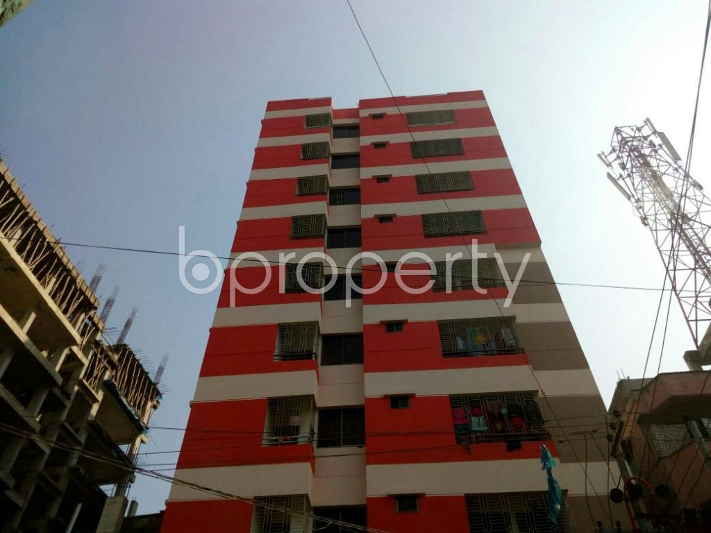 Front view - 2 Bed Apartment for Sale in Thakur Para, Cumilla - 1851130