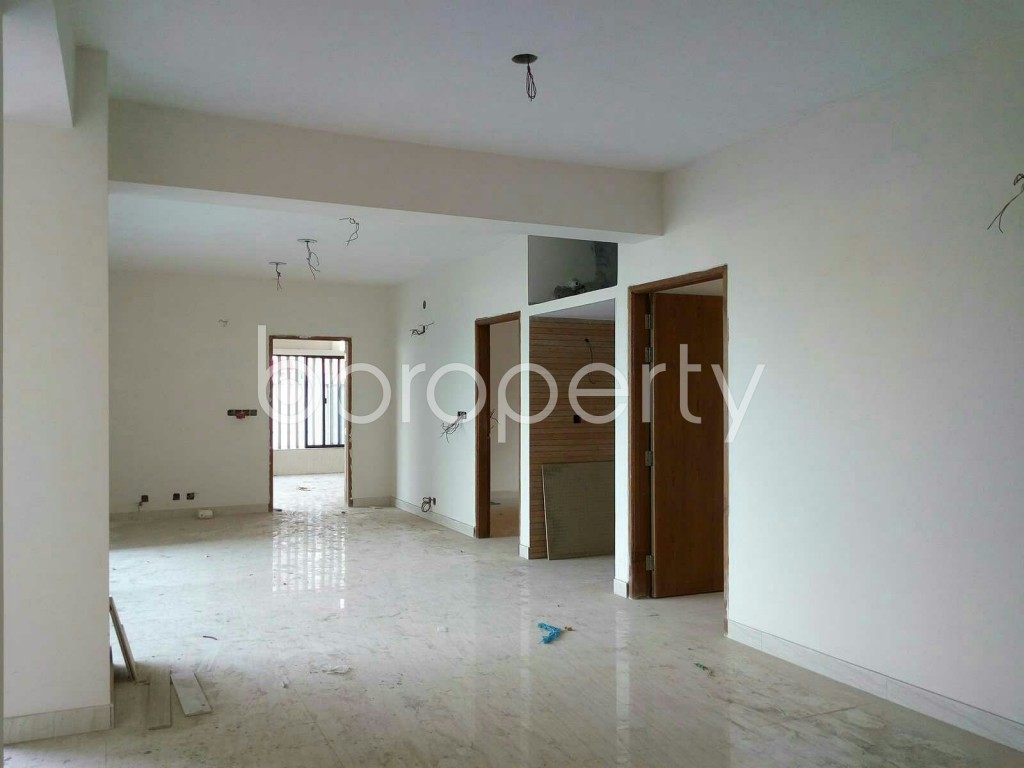 Dine/Dining - 3 Bed Apartment for Sale in Dhanmondi, Dhaka - 1851290