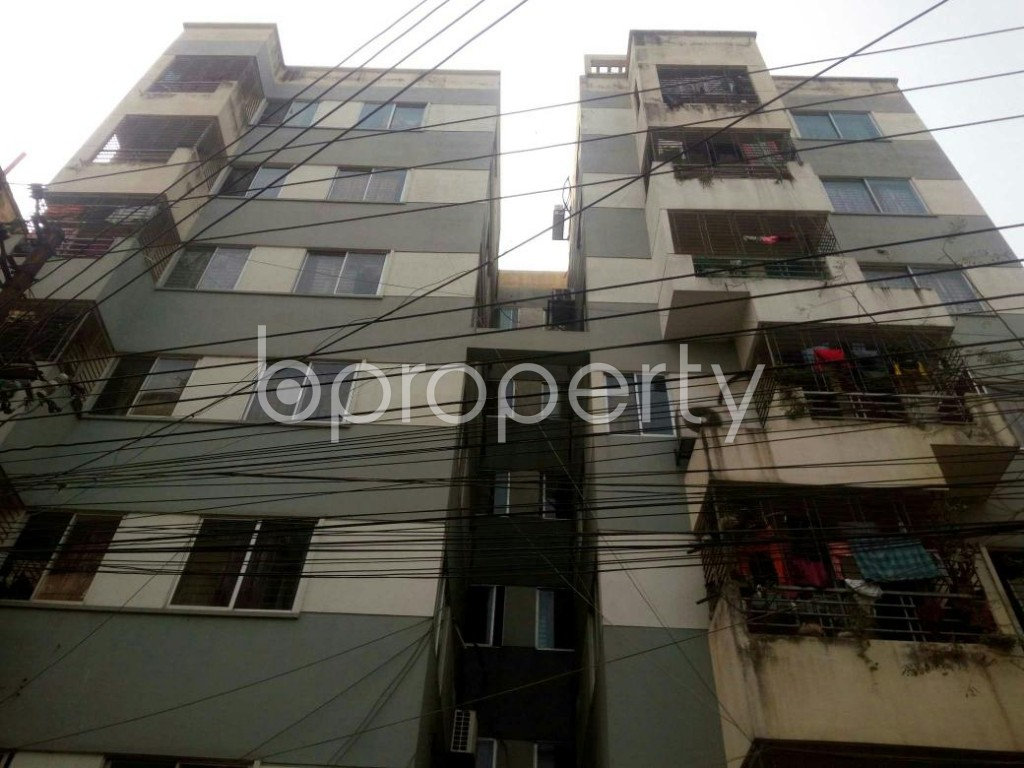 Front view - 3 Bed Apartment to Rent in Taltola, Dhaka - 1851688
