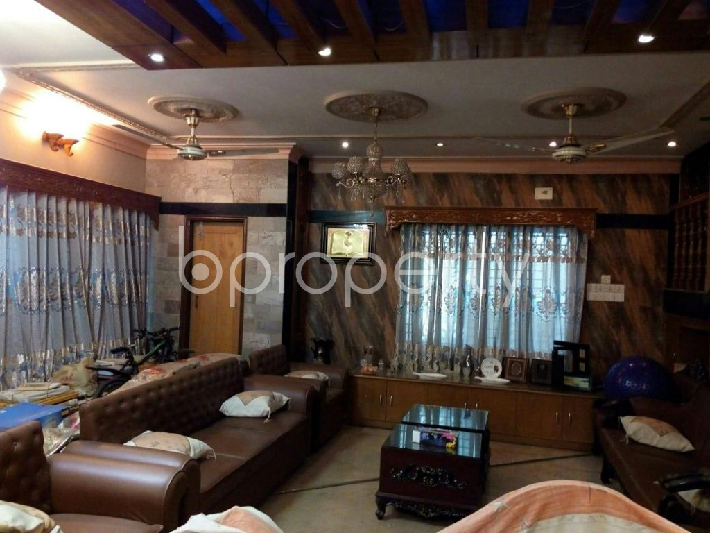 Dining area - 7 Bed Building for Sale in Mohammadpur, Dhaka - 1851865