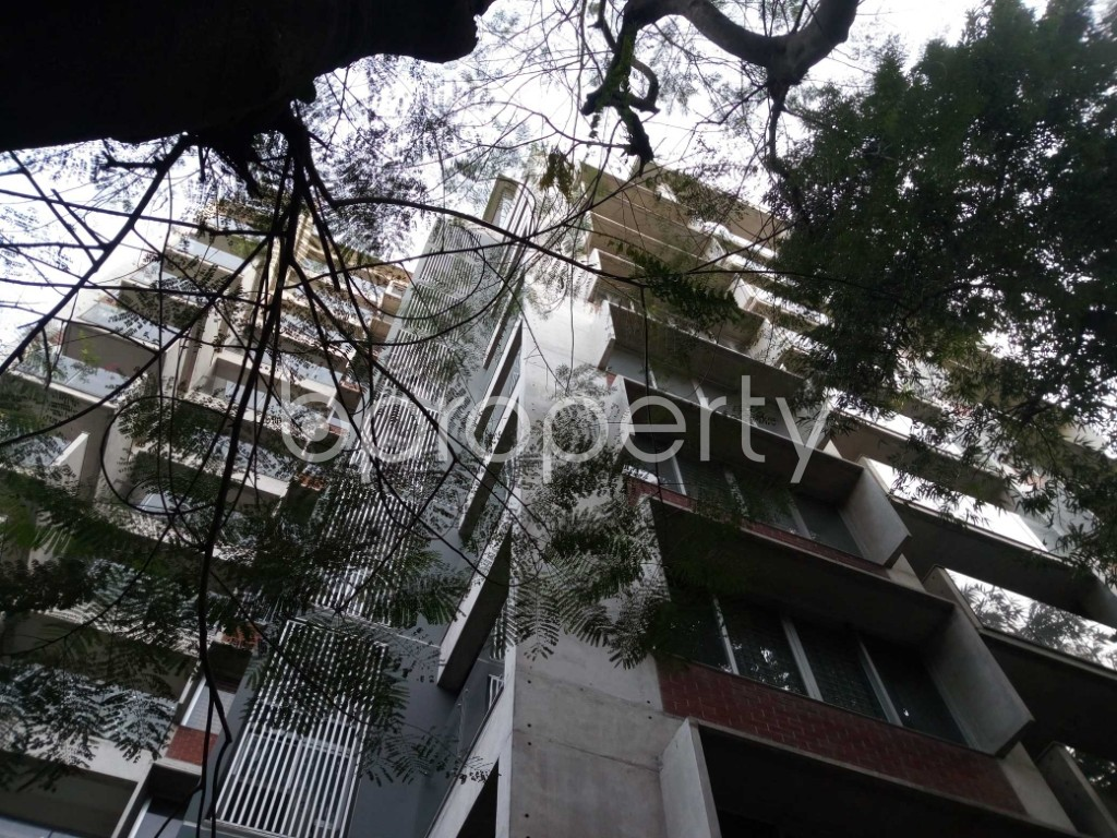 Outside view - 3 Bed Apartment for Sale in Gulshan, Dhaka - 1852387