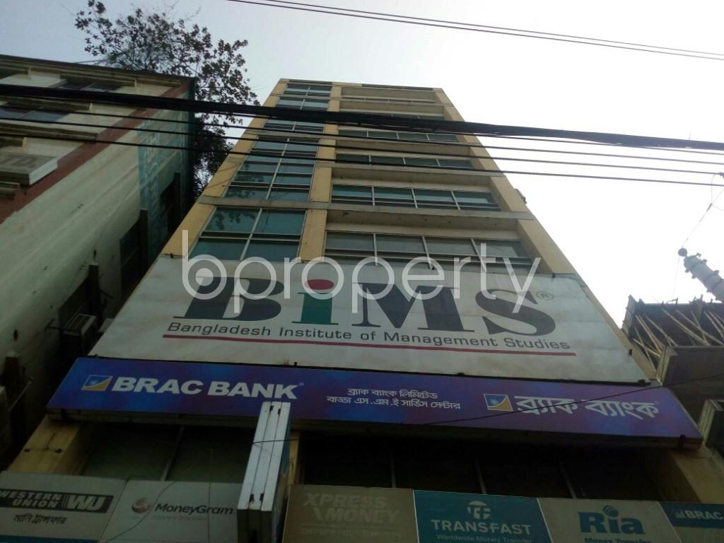Commercial inside - Office for Sale in Badda, Dhaka - 1852856